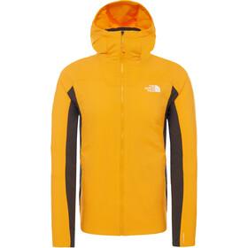 The North Face Ventrix Hybrid Jacket Men zinnia orange/asphalt grey